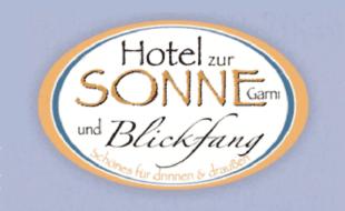 Hotel zur Sonne / Blickfang