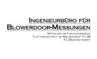 Ingenieurbüro für Blowerdoor-Messungen Manfred Spies
