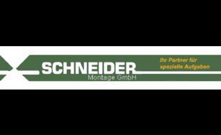 Logo von Schneider Montage GmbH