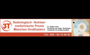 Bild zu Auer Regina Dr.med. Radiologische-Nuklearmedizinische Praxis München Großhadern in München