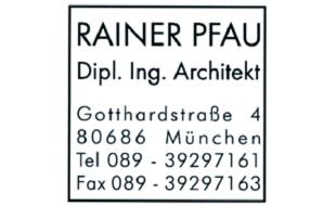 Logo von Pfau Rainer Dipl.-Ing.