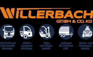 Logo von Willerbach GmbH & Co. KG Multicar-Gabelstapler-Anhänger
