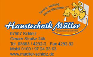 Haustechnik Müller