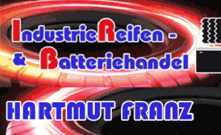 Logo von Ind.-Reifen & Batteriehdl. Franz, Hartmut
