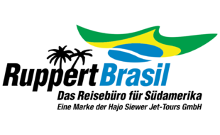 Logo von Das Reisebüro für Südamerika Ruppert Brasil