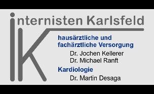 Bild zu Internistische Gemeinschaftspraxis KarlsfeldDr.med. Jochen KellerDr.med. Michael RanftKardiologieDr. Martin Desaga in Karlsfeld