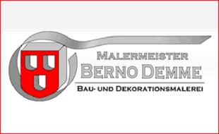 Bild zu Demme, Berno Malermeister in Hallungen