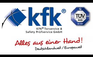 Bild zu KFK Konrad® GmbH Safety DGUV & UVV Prüfungen & Torservice & Elektroprüfservice in München