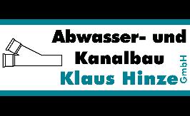 Logo von Abwasser- u. Kanalbau Klaus Hinze GmbH