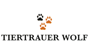Tiertrauer Wolf