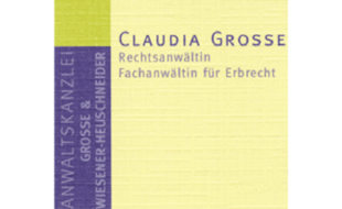 Bild zu Rechtsanwaltskanzlei Grosse & Wiesener-Heuschneider in Rosenheim