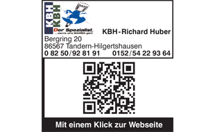 KBH-Richard Huber
