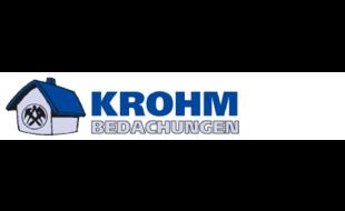 Bild zu KROHM Bedachungen GmbH & Co. KG in Erfurt