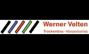 Logo von Velten Werner Trockenbau Meisterbetrieb