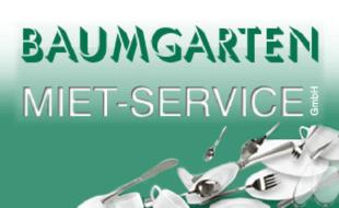 Logo von Baumgarten Miet-Service