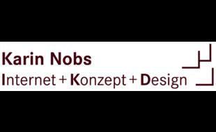 Logo von Internet + Konzeption + Design Karin Nobs