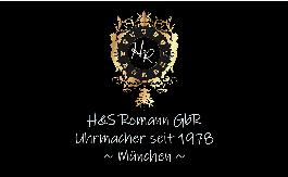 Bild zu Antike Uhren H&S Romann GbR in München