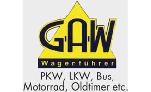 Logo von Gutachtenbüro Wagenführer