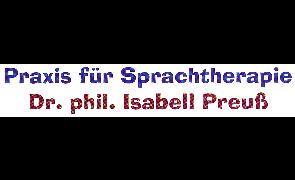 Praxis für Sprachtherapie Dr.phil. Isabell Preuß