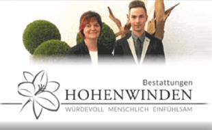 Logo von Bestattungshaus Hohenwinden Martin Preuß