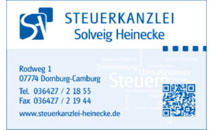 Bild zu Steuerkanzlei Heinecke Solveig in Dorndorf Steudnitz Stadt Dornburg Camburg