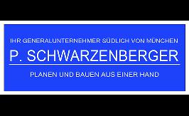 Bild zu Bauunternehmung P. Schwarzenberger GmbH & Co. KG in Lenggries