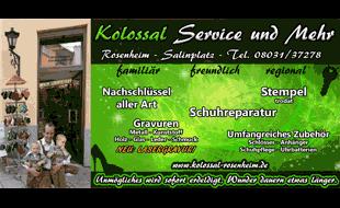 Kolossal Service & Mehr