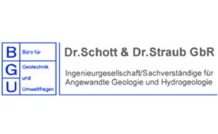 Logo von BGU Dr. Schott & Dr. Straub GbR