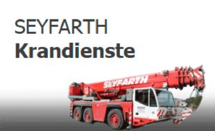 Logo von Seyfarth Krandienste