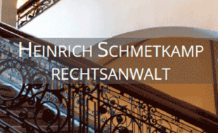 Bild zu Anwaltskanzlei Heinrich Schmetkamp in Erfurt