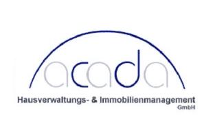 Logo von acada Hausverwaltungs- & Immobilienmanagement GmbH