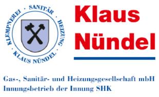 Bild zu Nündel Klaus GmbH in Gera