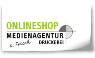 Logo von Medienagentur & Druckerei Frisch