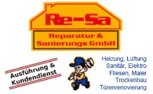 Bild zu Re-Sa Reparatur & Sanierungs GmbH in Weimar in Thüringen