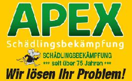 Bild zu APEX GmbH Schädlingsbekämpfung in München