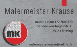 Malermeister Krause