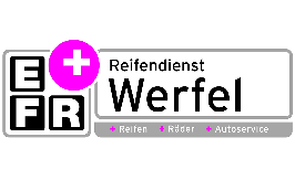 Logo von Reifendienst Werfel