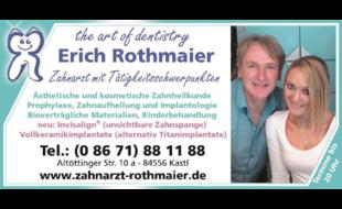 Bild zu Rothmaier Erich in Kastl Kreis Altötting