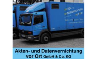 Akten- u. Datenvernichtung vor Ort GmbH & Co. KG