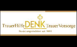 Logo von Bestattungsinstitut Denk TrauerHilfe GmbH