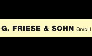 Bild zu FRIESE G. & SOHN GmbH in Triptis