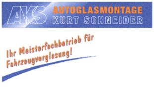 Autoglasmontage Kurt Schneider