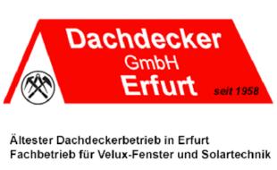 Bild zu Dachdecker GmbH Erfurt in Erfurt
