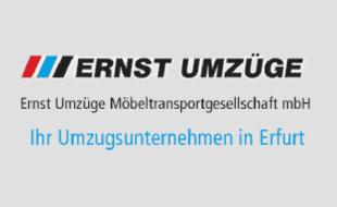 Bild zu Ernst Umzüge Möbeltransportgesellschaft mbH in Erfurt