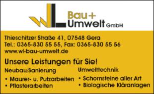W + L Bau und Umwelt GmbH