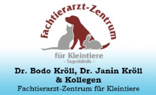 Logo von Fachtierarzt-Zentrum Dr. Bodo Kröll, Dr. Janin Kröll & Kollegen