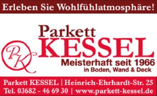 Logo von Parkett Kessel Meisterfachbetrieb