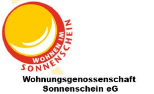 Logo von Wohnungsgenossenschaft Sonnenschein e.G.