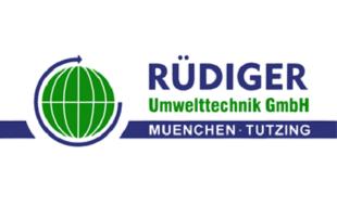 Logo von Rüdiger Umwelttechnik GmbH