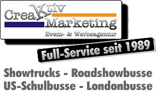 CreaktivMarketing Event- & Werbeagentur